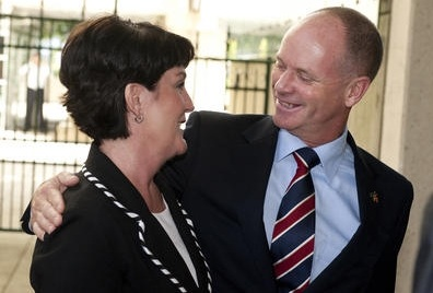Jann Stuckey_and_campbell_newman_23-04-12