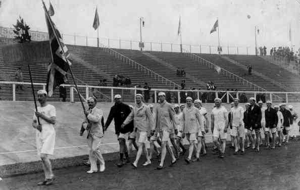 London 1908_Team_GB
