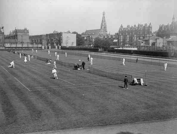 Queens Club_1918_April_27