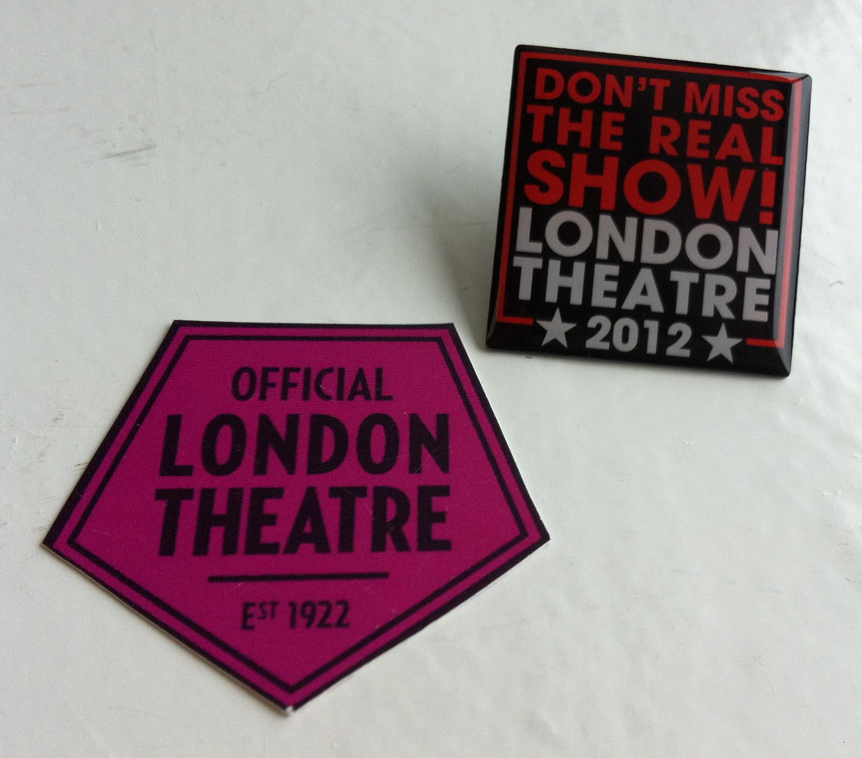 SOLT London_2012_pin
