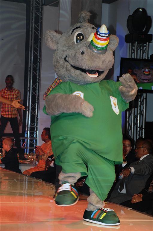 South Africa_team_mascot_London_2012