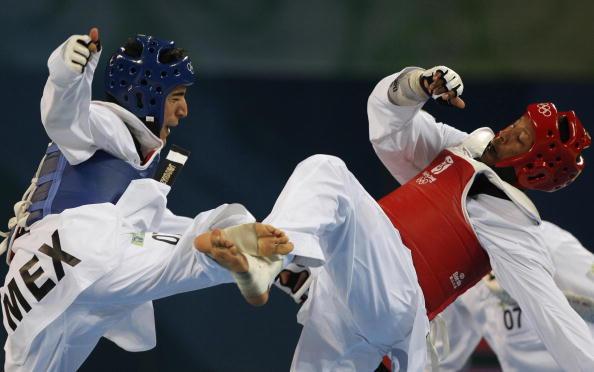 Taekwondo -_Guillermo_Prez_3_April