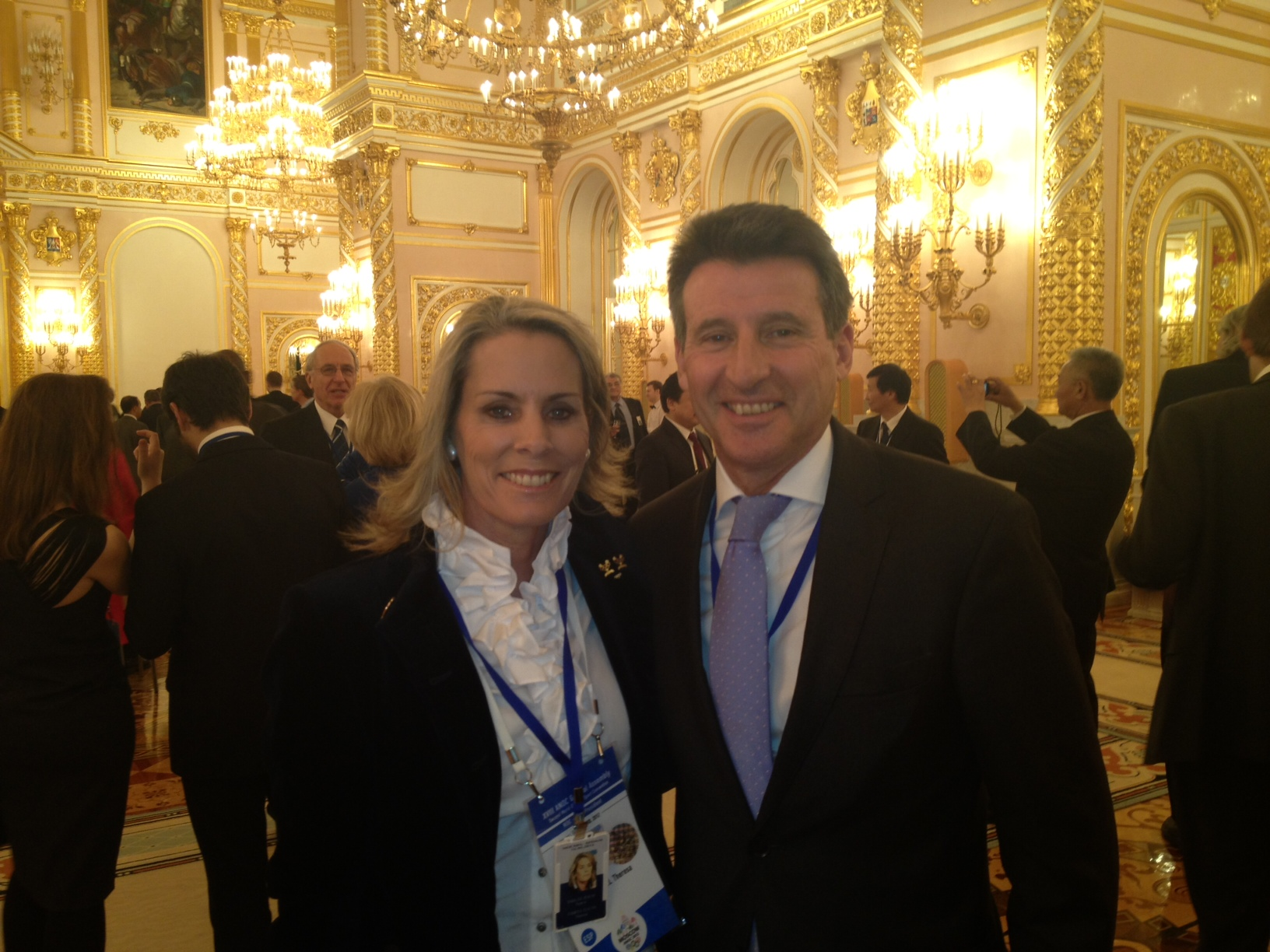 Theresa Zabell_with_Sebastian_Coe_Moscow_April_2012