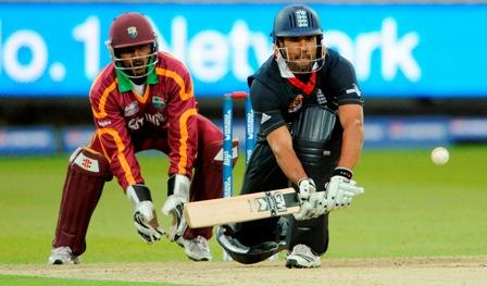 Twenty20 cricket_England_v_West_Indies