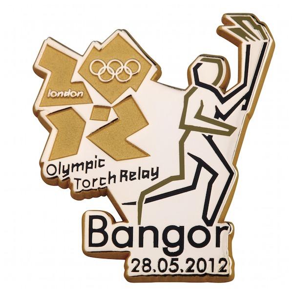 Bangor pin