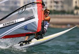 Barbara Kendall_sailboarding
