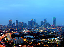 Dallas at_night