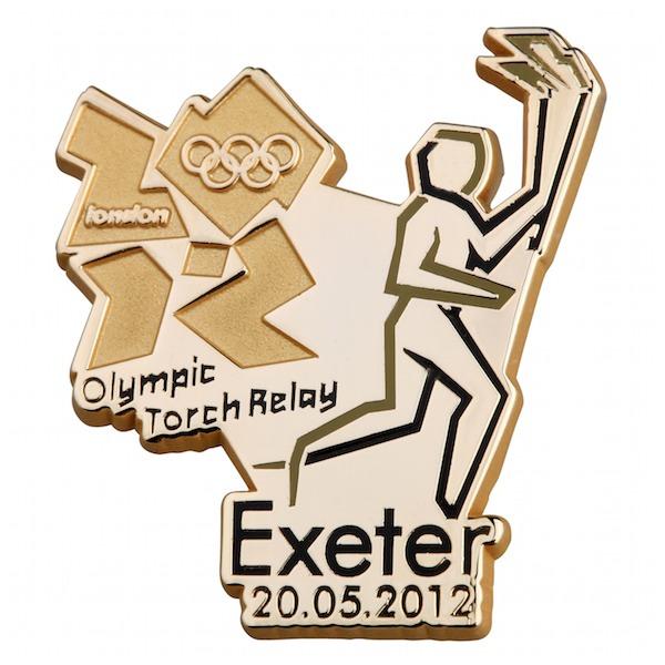 Exeter pin