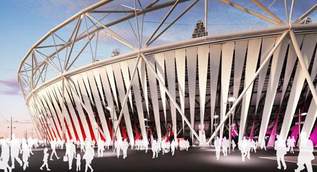 London 2012_Olympic_Stadium_wrap