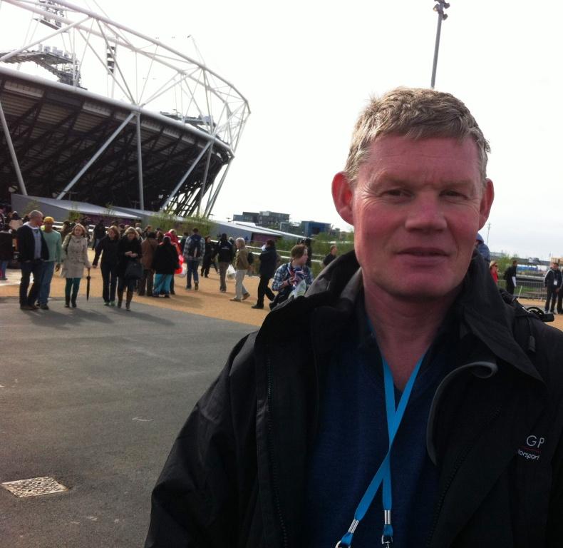 Philip Barker_London_2012_Olympic_May_2012