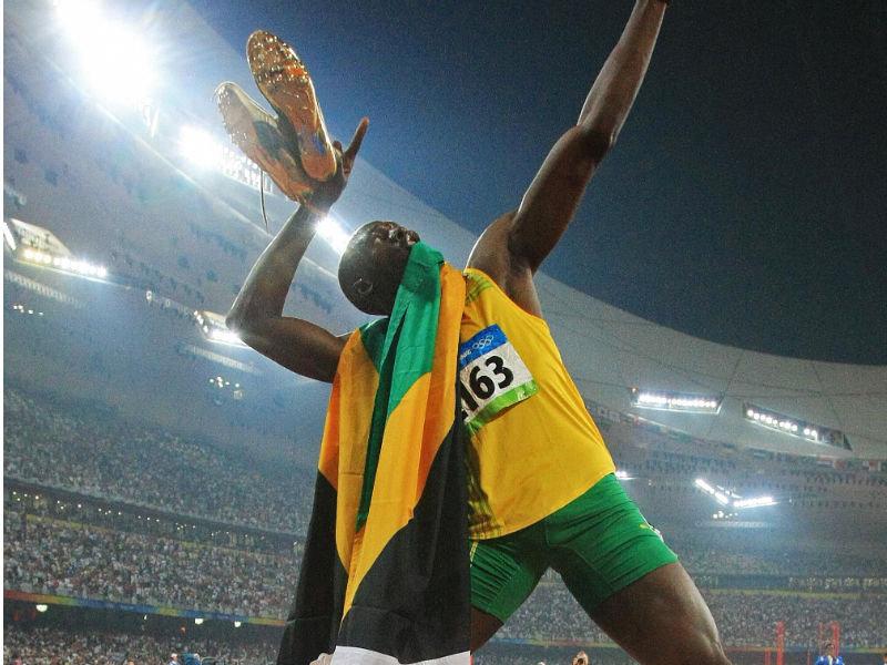 Usain Bolt_doing_celerbation_in_Beijing_2008