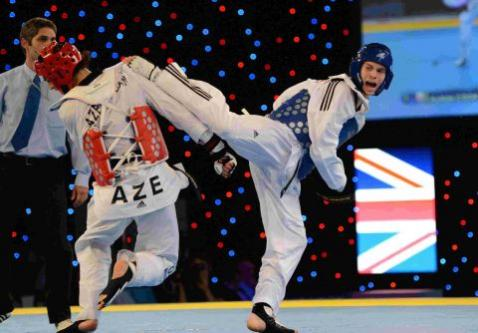 Aaron Cook_wins_European_Championships_in_Manchester_May_2012