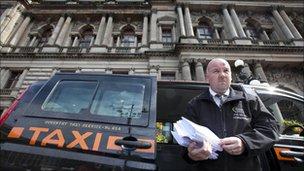 Glasgow taxi_driver