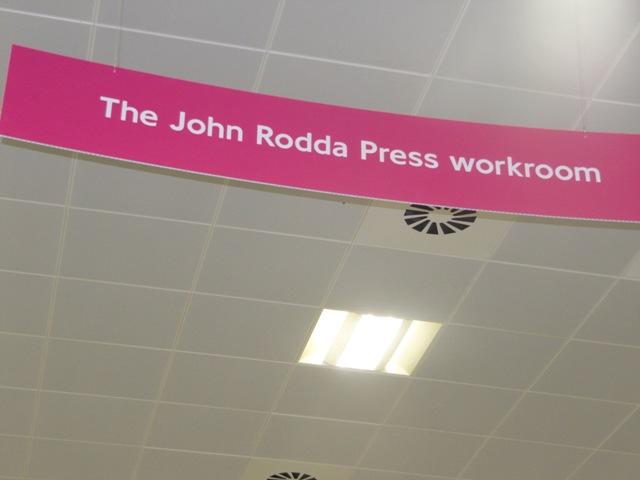 John Rodda_Press_Workroom