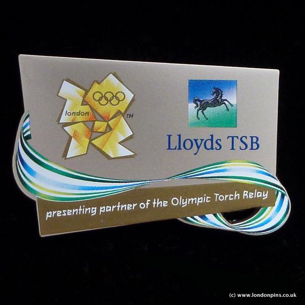 Lloyds TSB_Olympic_Torch_Relay_pin
