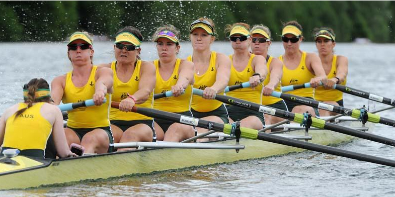 Renee Chatterton_Sarah_Cook_Tess_Gerrand_Alex_Hagan_Sally_Kehoe_Robyn_Selby_Smith_Phoebe_Stanley_Hannah_Vermeersch_and_coxswain_Lizzy_Patrick_25-06-12
