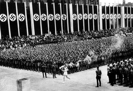 1936 Olympics_10_July