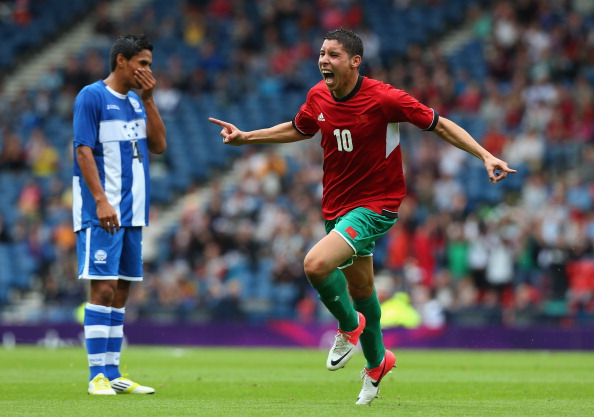 Abdelaziz Barrada_of_Morocco_celebrates_after_scoring_his_team_1st_goal_26-07-12
