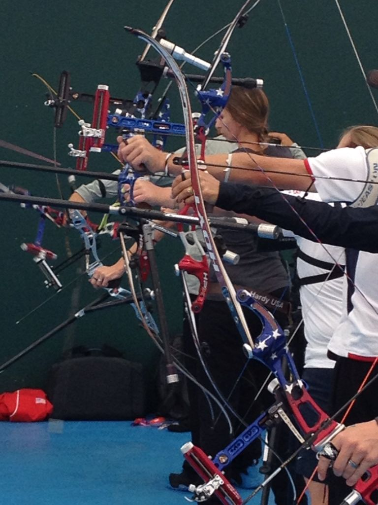 American archery_stars_and_stripes_bows