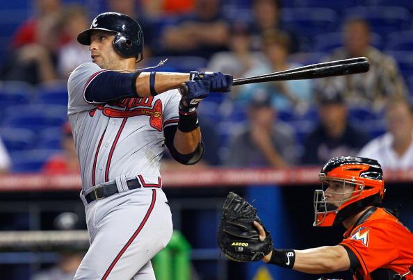 Baseball player_Martin_Prado_of_the_Atlanta_Braves