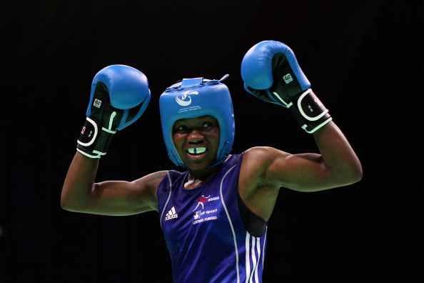 Boxing Nicola_Adams_July_19_