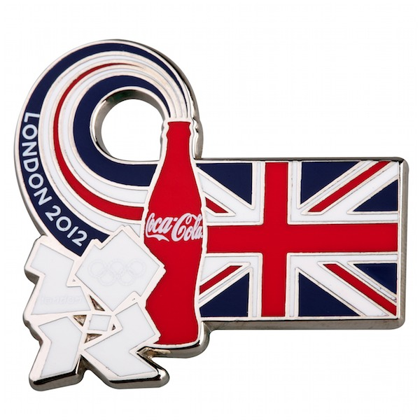 Country Flags_GB_-_Coca-Cola_pin