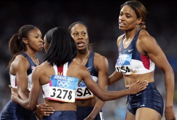 Crystal Cox_4x400m_relay_Athens_2004