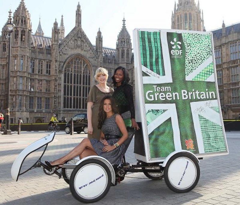 EDF Energy_Team_Green_Britain_17_July