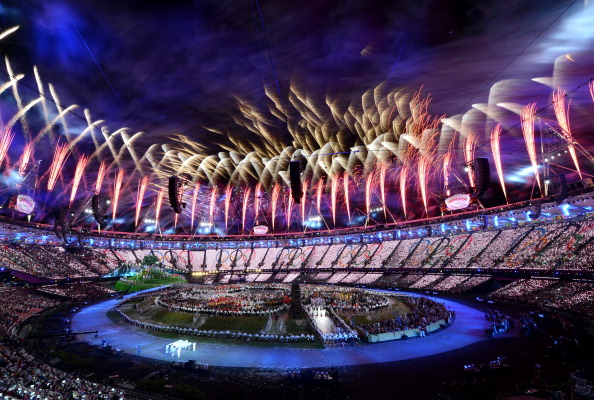 Fireworks burst_above_the_stadium_during_the_Opening_Ceremony_of_the_London_2012_28-07-12