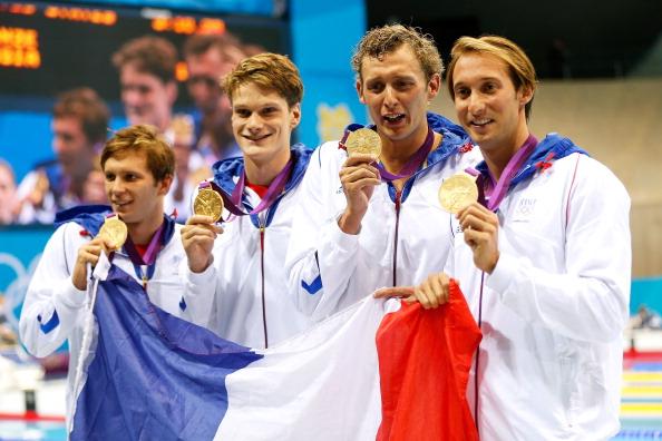 France mens_4x100m_relay_team_29_July