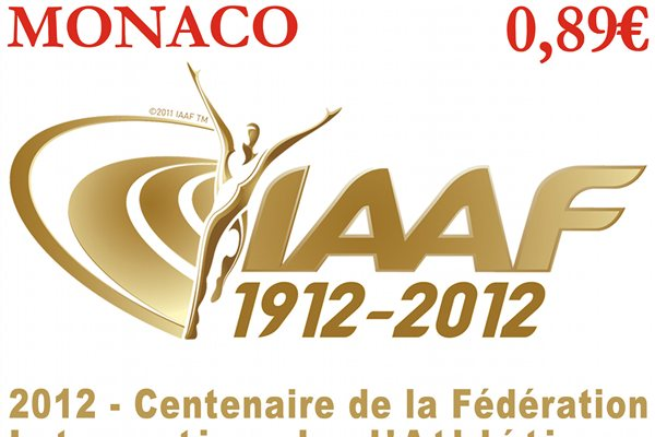 IAAF Centenary_stamp_17_July