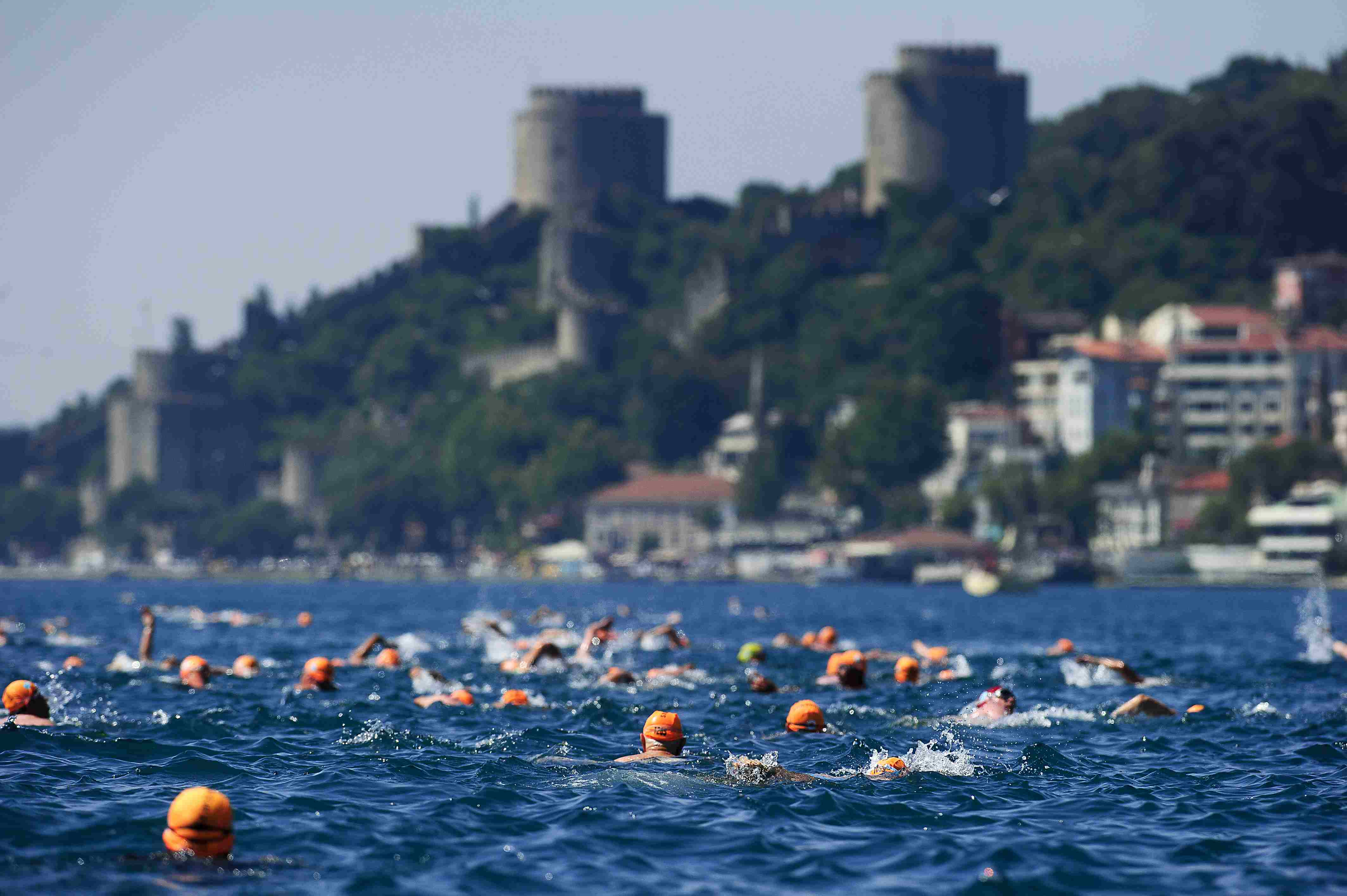 Istanbul river_race