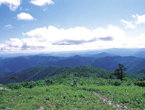 Mount Gariwang