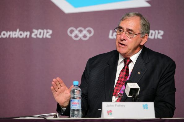 WADA President_John_Fahey