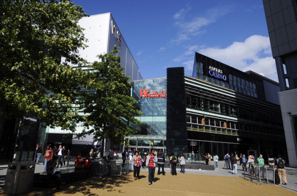 Westfield Stratford_city_shopping_centre
