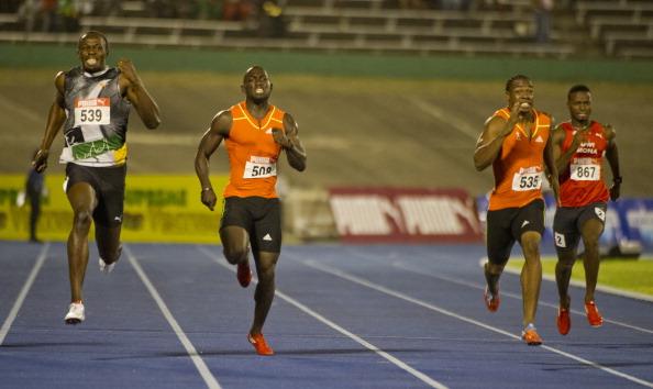 Yohan Blake_2ndR_and_Usain_Bolt_L_02-07-12