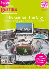 London 2012 Magazine: The Games, The City