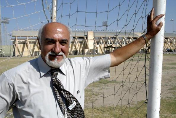 Ahmed al-Samarrai_chairman_of_the_Interim_Iraqi_Committee