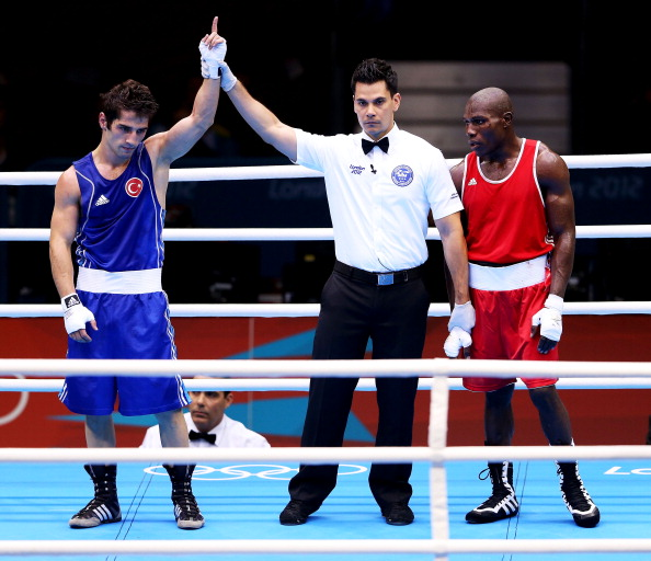 Cameroon boxer_Serge_Ambomo