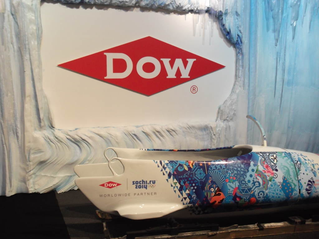 Dow official_partner_of_Sochi_2014