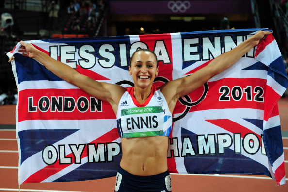 Jessica Ennis_and_flag_4_August