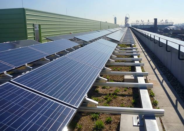 How london 2012 has struck sustainability gold by for Solar energy games