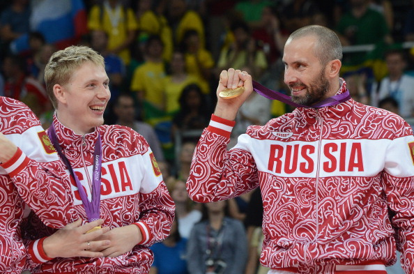 Russian athletes_celebrate_at_London_2012