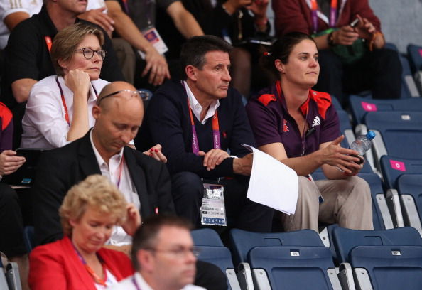Sebastian Coe_visits_the_Badminton_venue_on_Day_4_of_the_London_2012_Olympic_Games_01-08-12