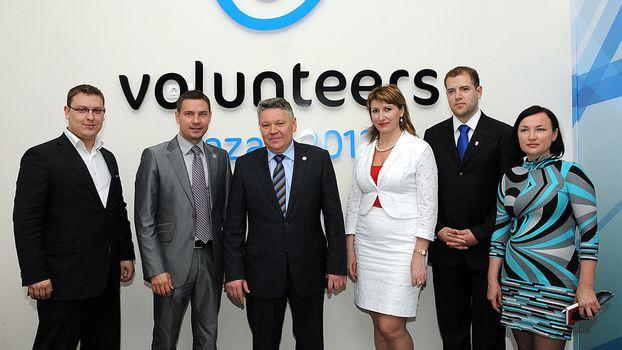 Volunteer Centre_Kazan_Opening_with_Leonov_August_18_