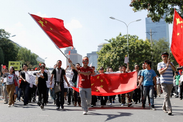 Anti Japan_protests_in_China_September_18_2012