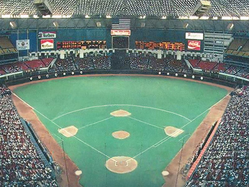 Houston Astrodome