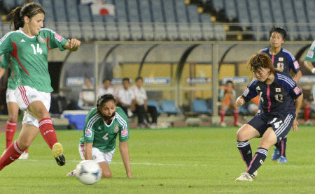 Japan defeat_Mexico_in_Under-20_Womens_World_Cup_Sept_4