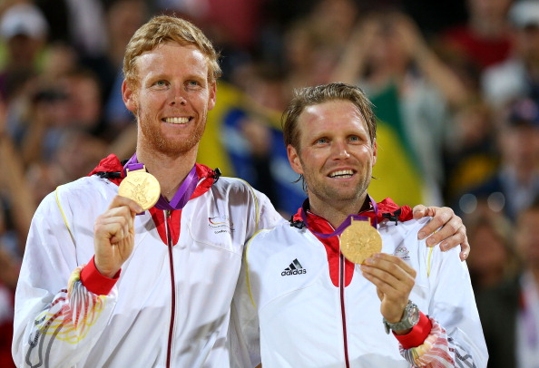 Jonas Reckermann_and_Julius_Brink__with_London_2012_gold_medals