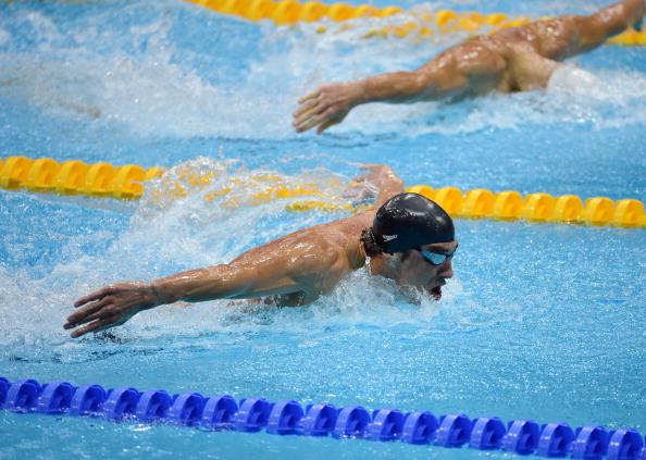 Michael Phelps_200m_butterfly_semi_final_Londo_2012